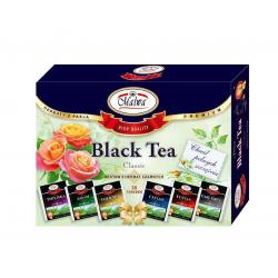 Black Tea Zestaw Okazjonalny - 6 smaków x 5 sztuk po 1,5 g