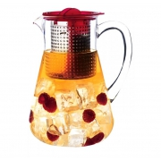 Finum Iced Tea Control 1,8 l czerwony