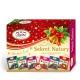 Sekret natury Zestaw Świąteczny - 6 smaków x 5 sztuk po 2 g